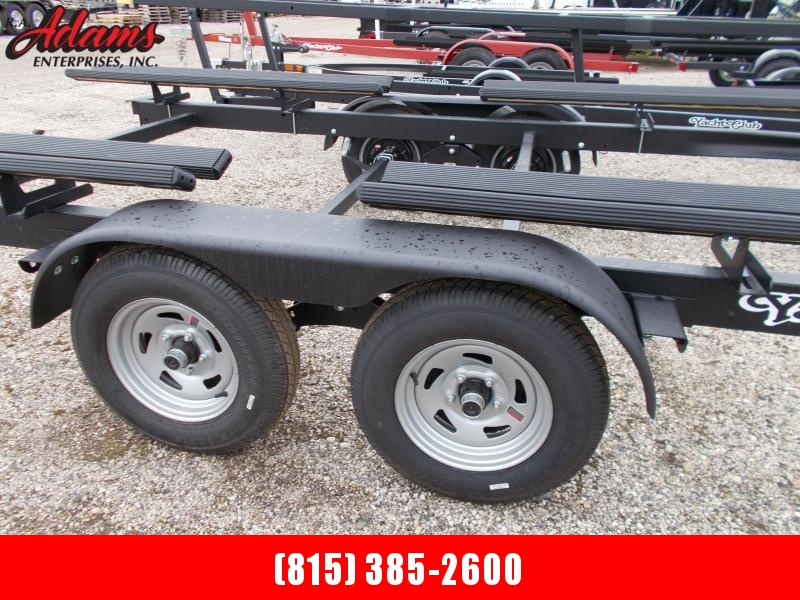 2021 Yacht Club PB2044T PONTOON Boat Trailer