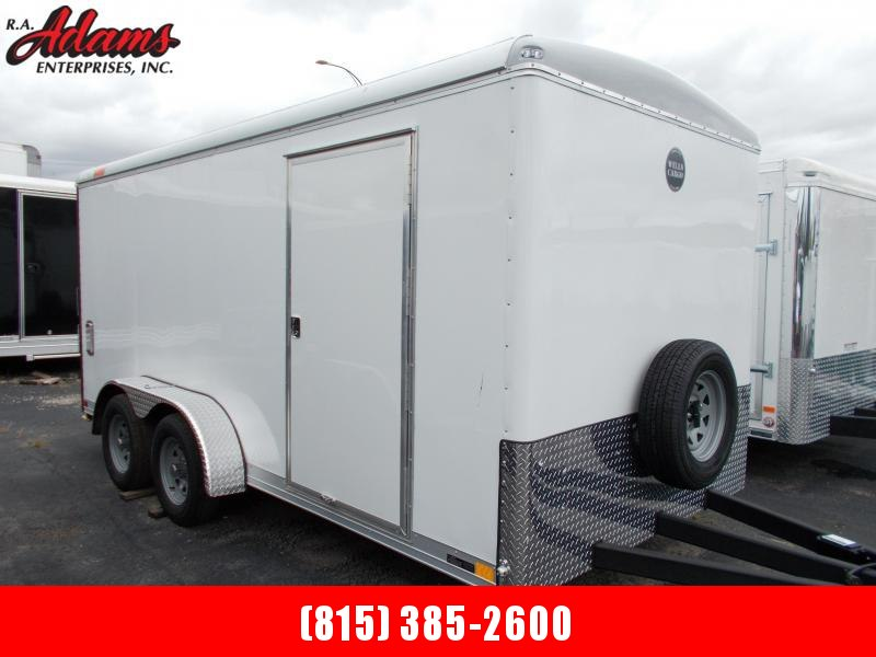 2021 Wells Cargo WHD716T2 Landscape / Cargo Trailer