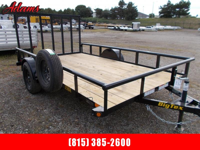 2021 Big Tex 35SA-12X Utility Trailer