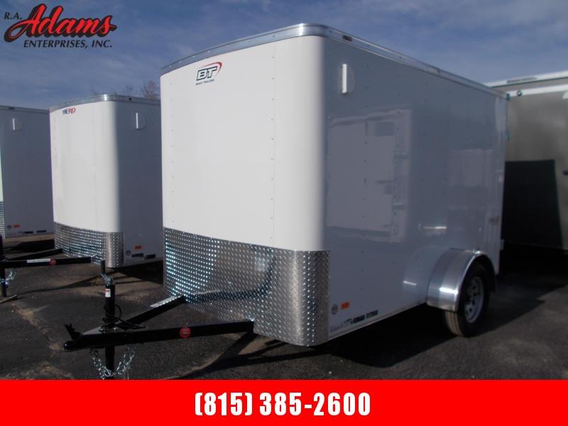 2021 Bravo SC610SA Cargo / Utility Trailer