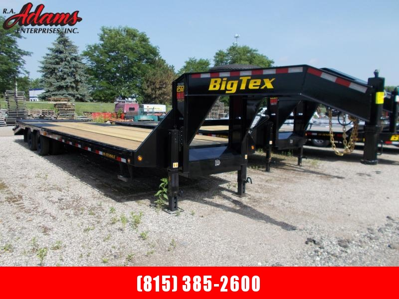2021 Big Tex 25GN-28+5 Equipment Trailer