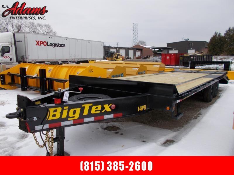 2020 Big Tex 14PH-20+5 Equipment Trailer