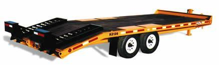 2020 RediHaul R2226PFE Equipment Trailer