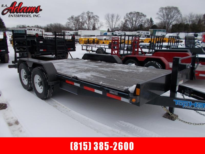 2019 Top Hat EH16X83-14E-F Equipment Trailer