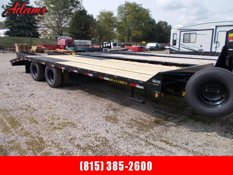 2021 Big Tex 20PH-20+5 Equipment Trailer