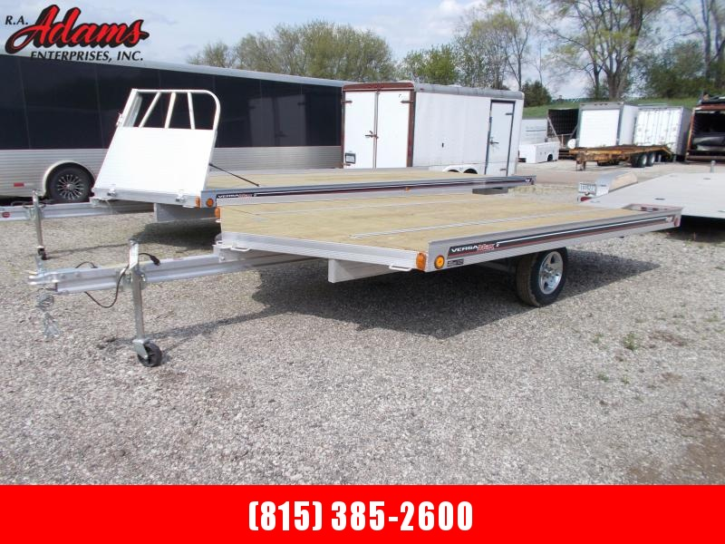 2022 Floe UT-AC-12R Snowmobile Trailer