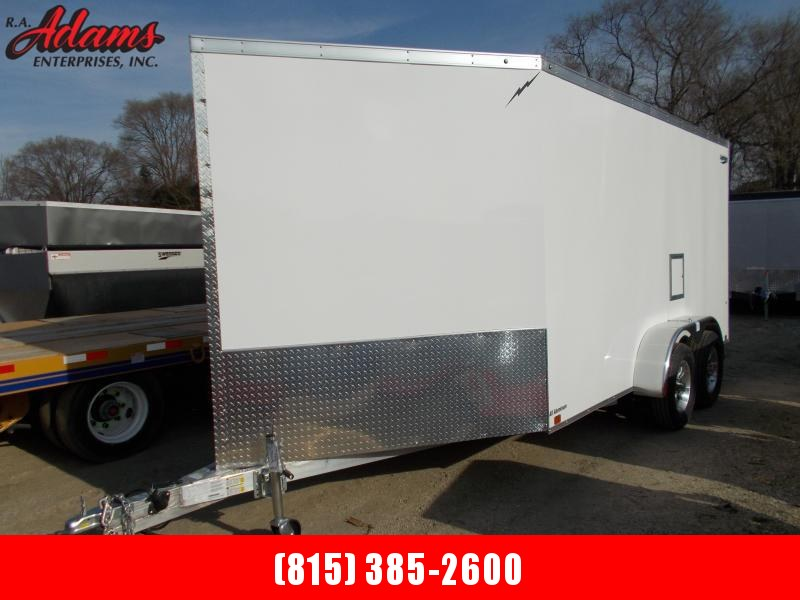 2020 Lightning LTFES714TA2 Snowmobile Trailer