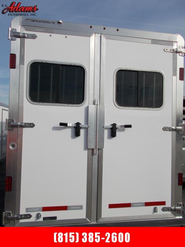 2022 Featherlite FL7541-3H 3-Horse Trailer