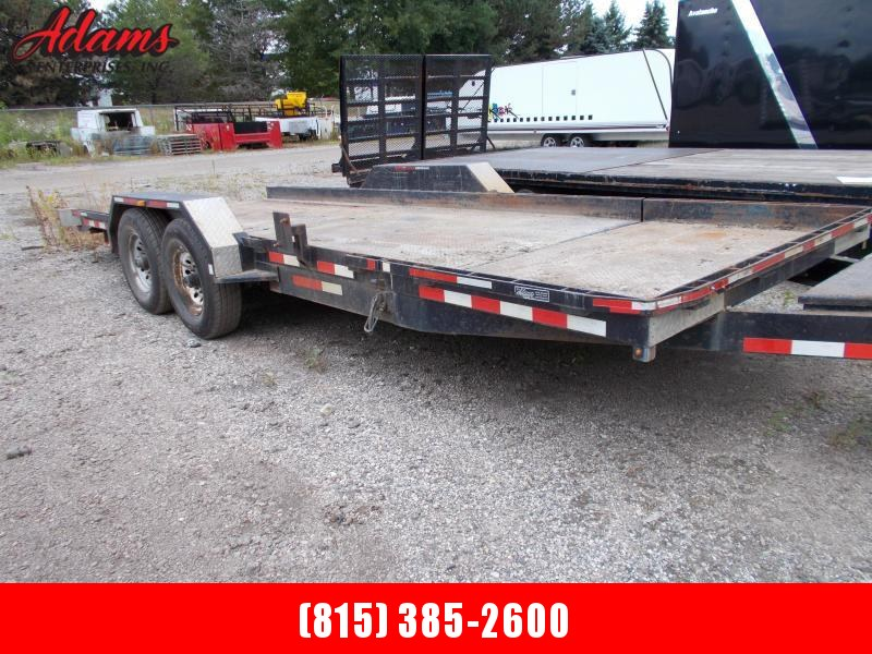 2014 Imperial SW-14-20 Equipment Trailer