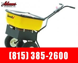 SnowEx Walk-Behind Spreader SP-85SS