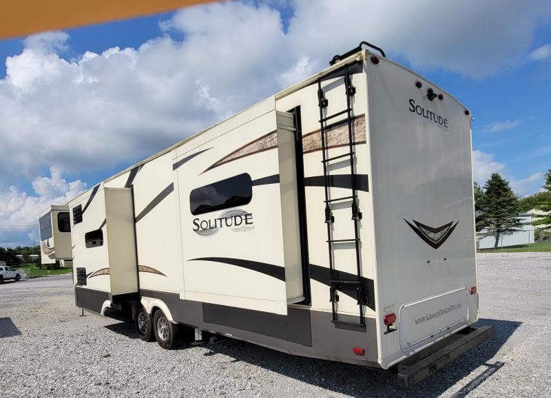 2017 Grand Design RV Solitude Solitude 379FLS Fifth Wheel Campers RV