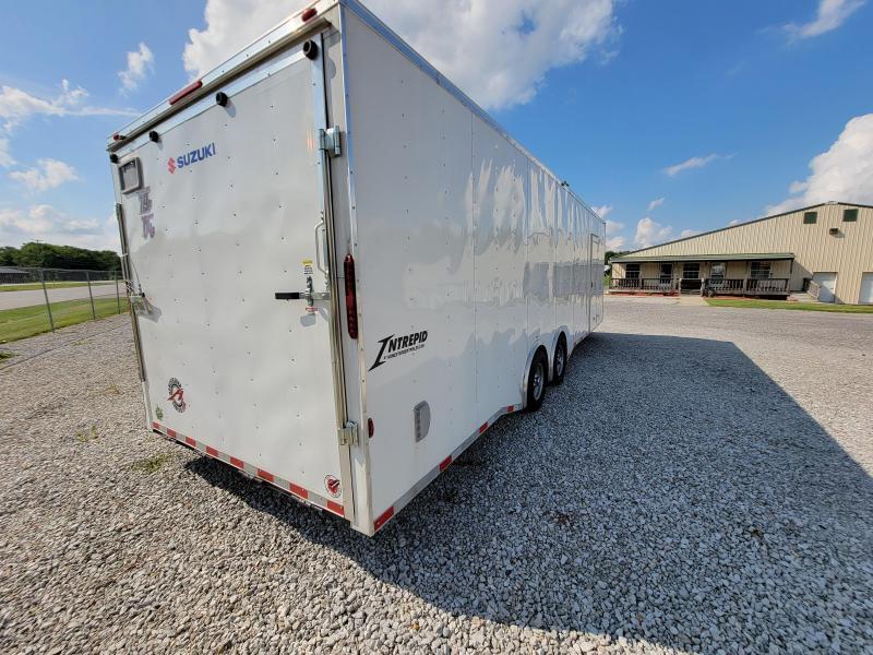 2020 Homesteader Trailers Intrepid 828IT Enclosed Cargo Trailer