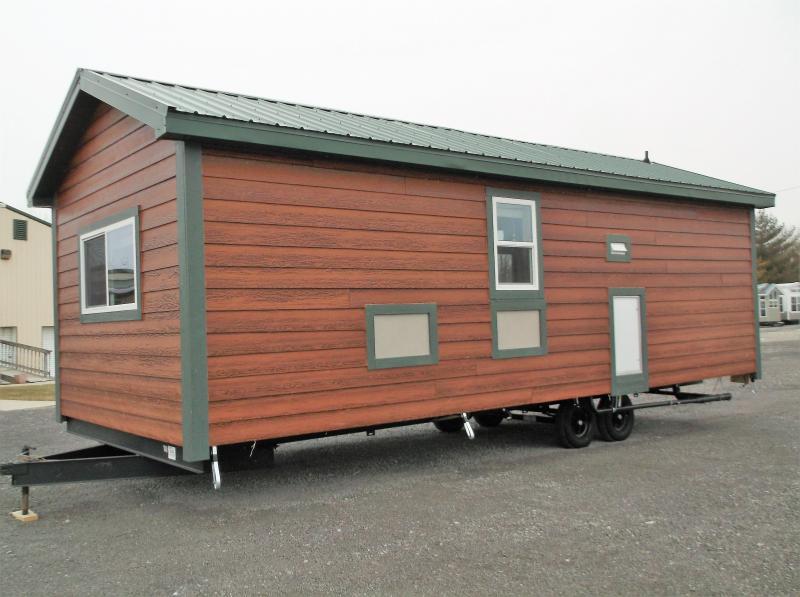 2022 Forest River, Inc. Rental Cabin Park Model RV