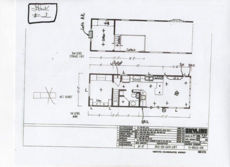 2022 Skyline SK1967-CTQ-22
