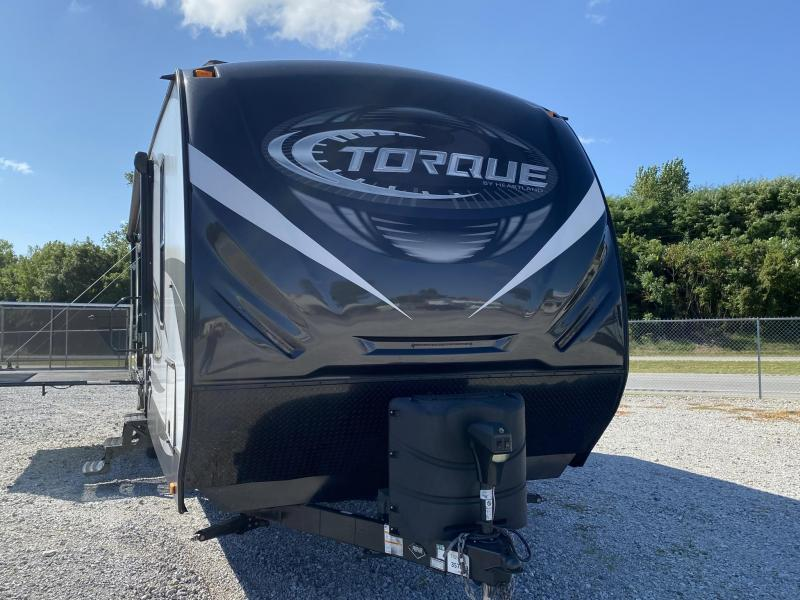 2018 Heartland Torque XLT Torque XLT T32 Toy Hauler RV
