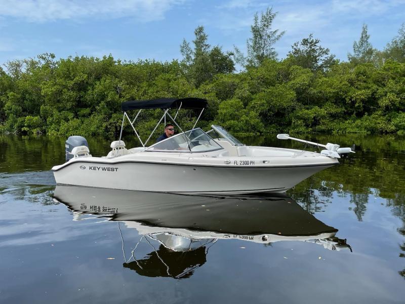 2012 Key West 211DC