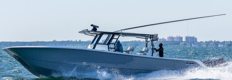 2022 Invincible Boats 46' Catamaran