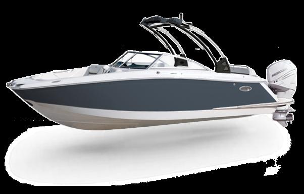 2021 Cobalt Boats 23SC Outboard Motors