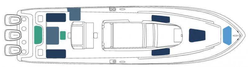 2022 Invincible Boats 42 Center Console