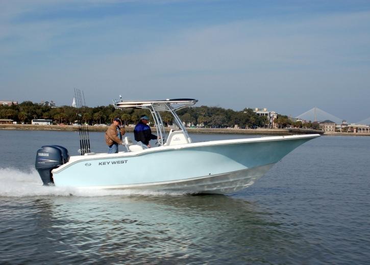 2022 Key West 244CC