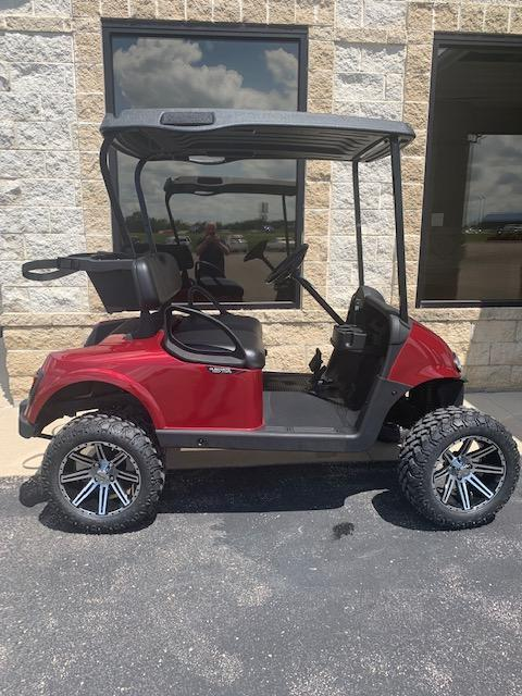 2016 E-Z-GO Gas Golf Cart 46- $6350