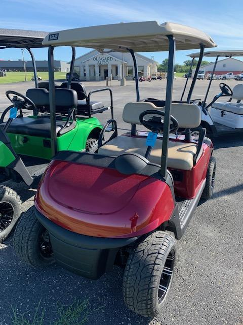 2016 E-Z-GO Gas Golf Cart 47- $4600