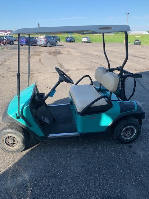 1994 EZGO  Golf Cart - Blue $1700  U-2