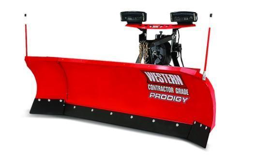 """2020 Western 8'6""""Snow Plow - Prodigy- 20-22"""