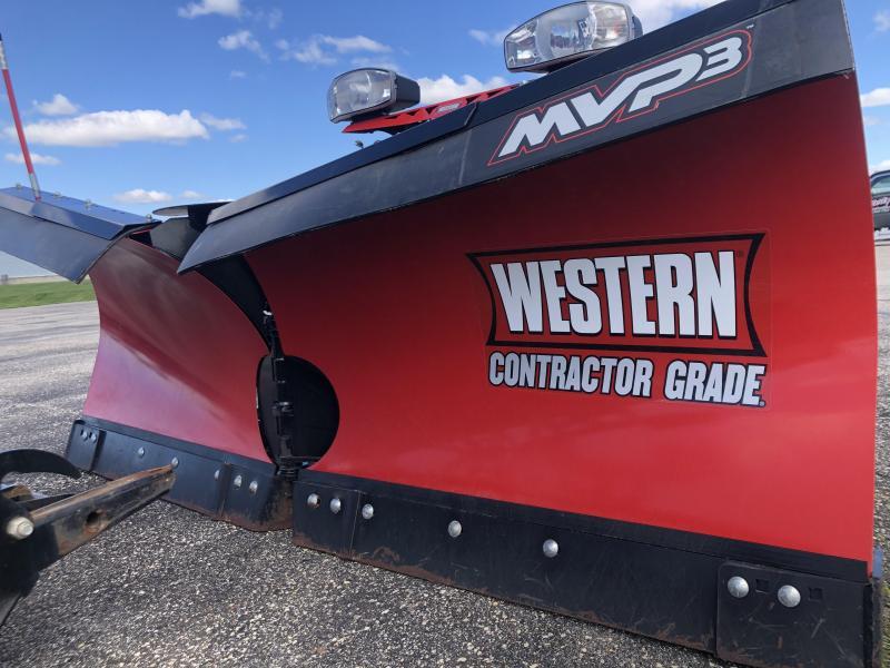 2017 Western MVP 3 Snow Plow