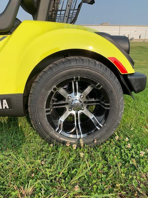 2021 Yellow Yamaha Drive 2 Gas Golf Cart- #21-4