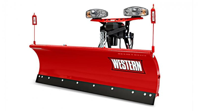 2021 Western Midweight Snow Plow 7'6''