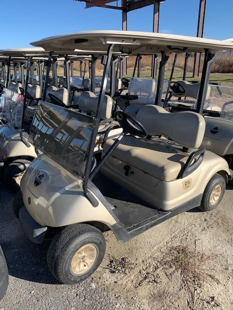 2012 Yamaha Drive Golf Cart- a35- $3500