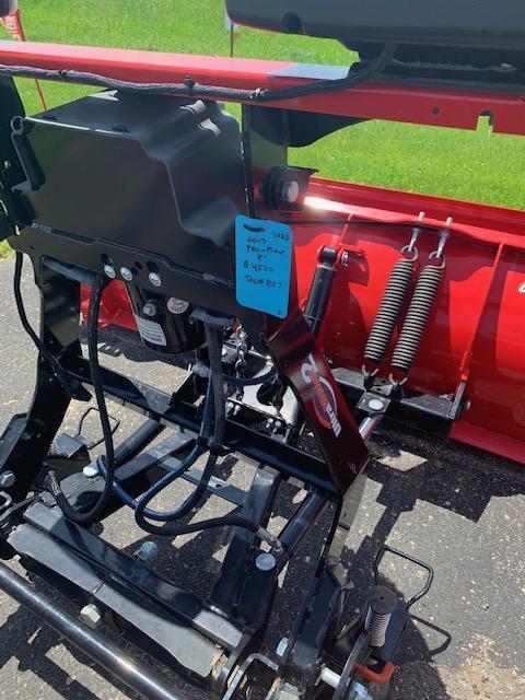 2017 Western Pro-Plow 8' Snow Plow - 807