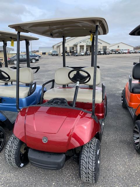 2012 Gas Yamaha Drive Golf Cart- a32- $5000