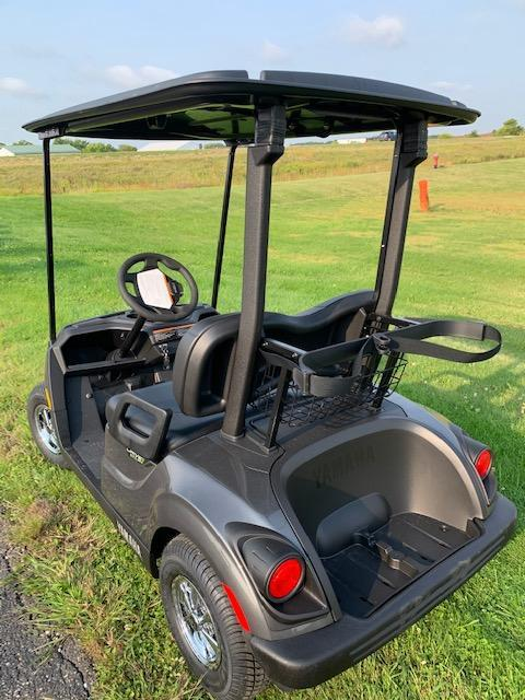 2021 Carbon Grey Yamaha Drive 2 Gas Golf Cart- #21-2