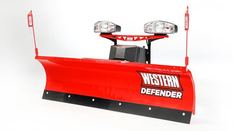 2021 Western Defender Snow Plow 6'8'' / 7'2''