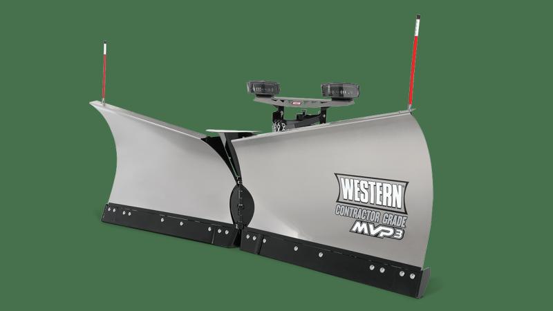 2021 Western MVP 3 Snow Plow 8'6'' / 9'6'' / 10'6''