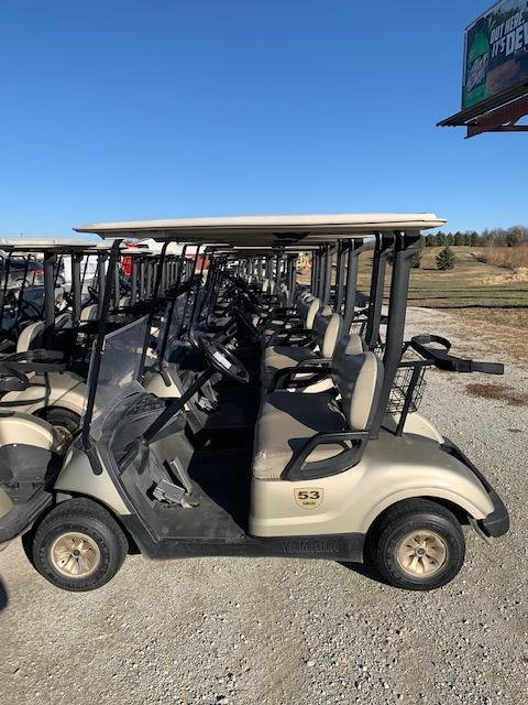 2012 Yamaha Drive Golf Cart- a11- $3500