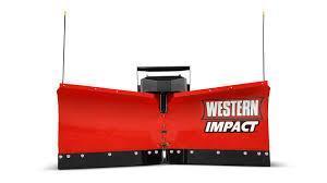 2017 Western Impact V-Plow Blade Snow Plow - 852- $3525
