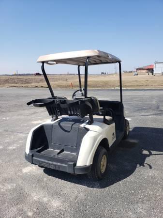 2016 E-Z-GO Gas Golf Cart 807- 43950
