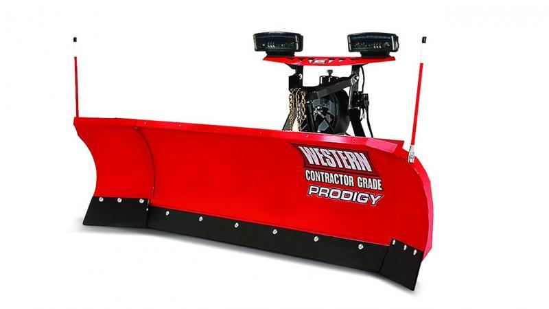 2021 Western Prodigy Snow Plow 8'6''