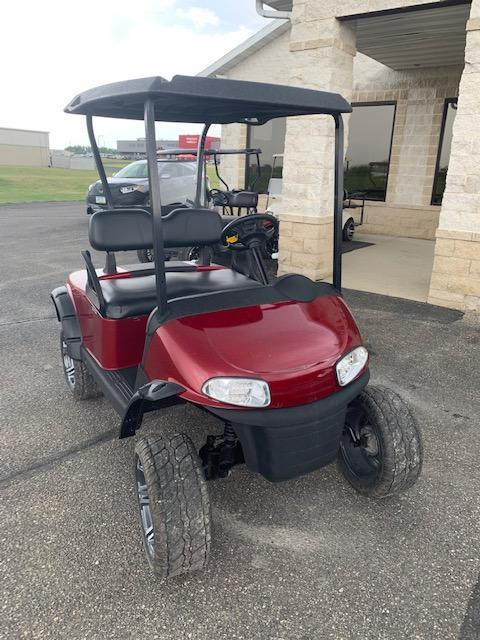 2016  EZGO  Golf Cart - Maroon/Red $6500  U-2