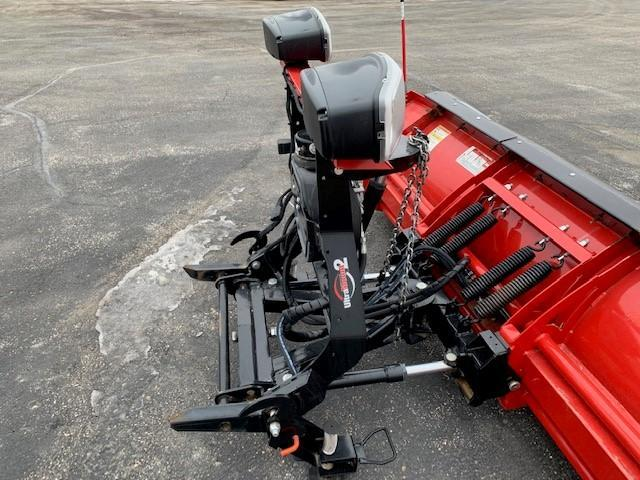 "2017 Western Wideout 8'-10"" Snow Plow - 806- $5700"
