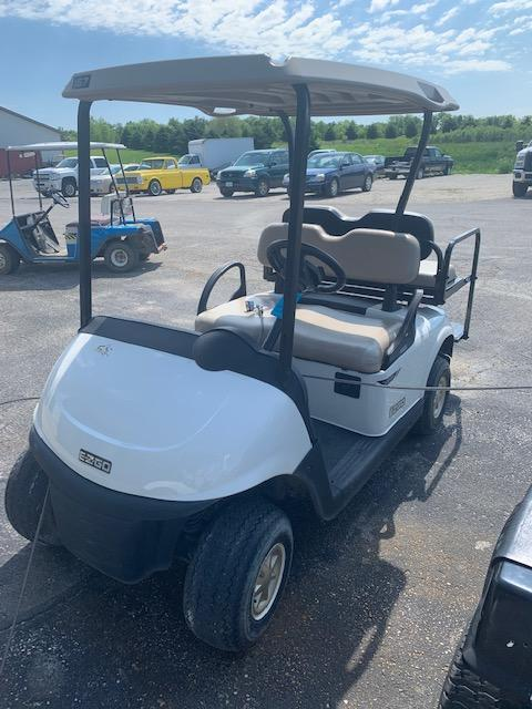 2016 E-Z-GO Golf Cart 44