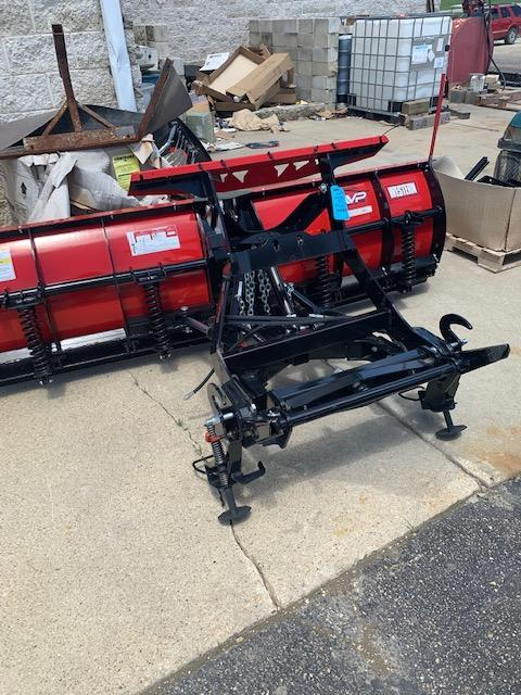 "2019 Western MVP Plus 8'6"" Snow Plow - 804- $6050"