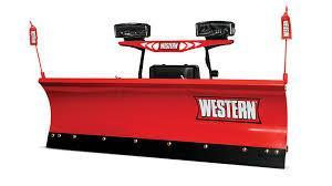 2017 Western HTS Snow Plow - 850- $4000