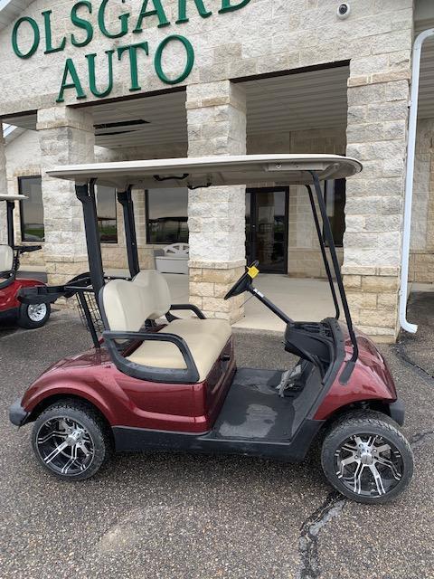 2012 Gas Yamaha Drive Golf Cart- a26- $5000