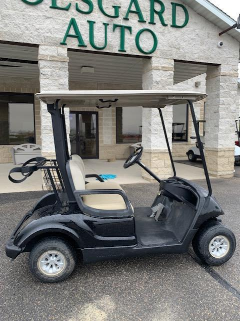 2012 Gas Black Yamaha Drive Golf Cart- a07- $4400