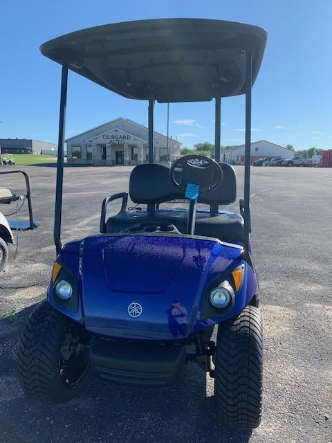 2012 Yamaha Blue Golf Cart 55