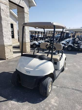 2016 E-Z-GO Gas Golf Cart 807- 43950
